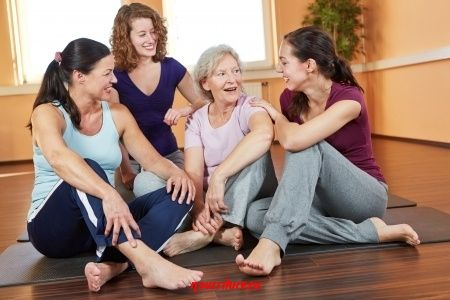 Проблема непроизвольного мочеиспускания у женщин: упражнения для укрепления таза