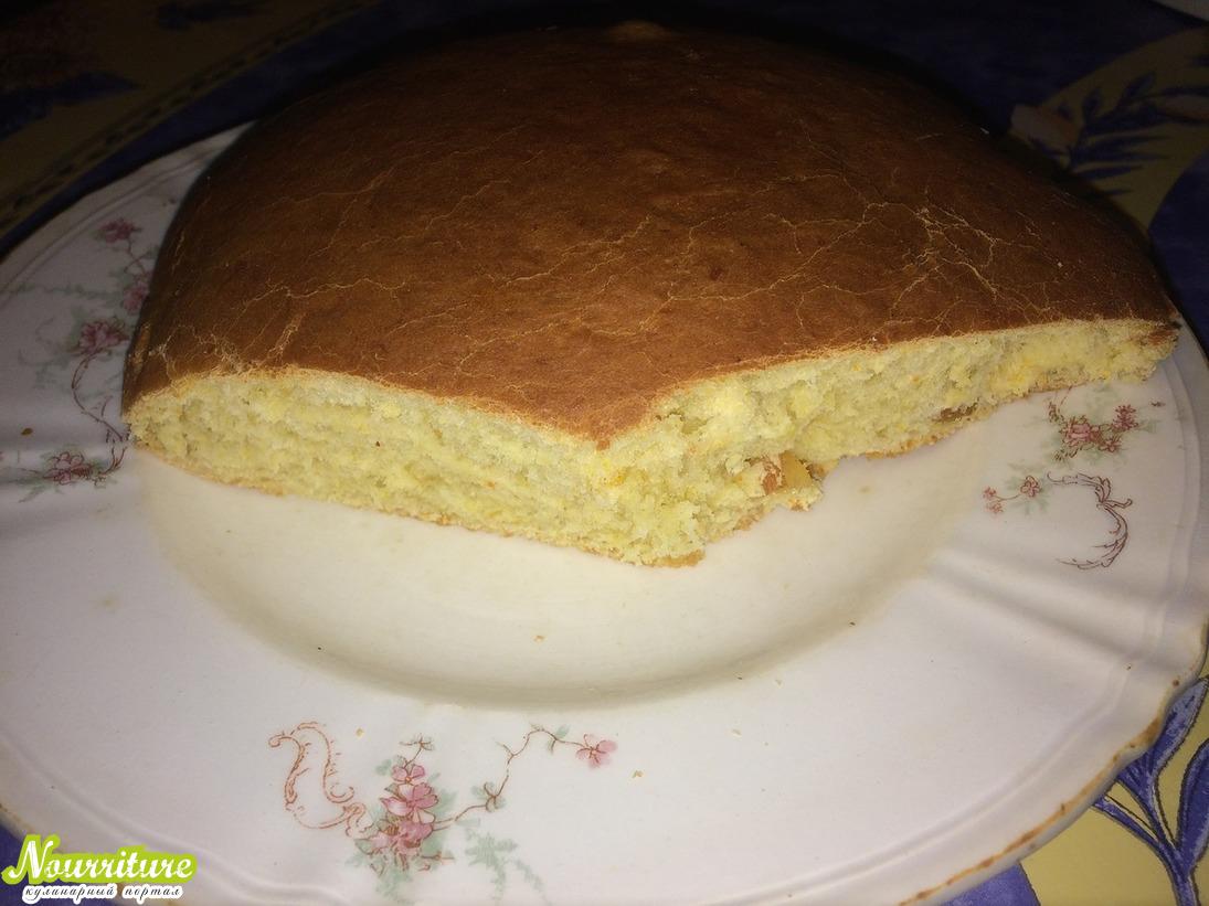 Булка калорийная с изюмом (с малым количеством жира и яиц)
