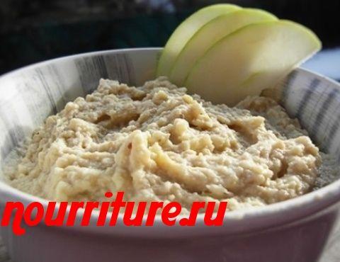 Сельдь, протёртая с маслом (для бутербродов)