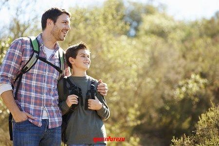 Конкретные советы: как правильно ходить с ребёнком в поход?