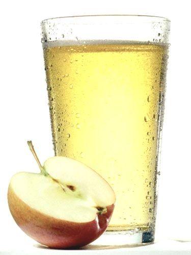 Шипучка из яблок