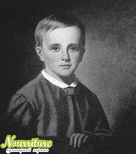 """Маленький Ньютон и еда (из книги В. Карцева """"Ньютон"""" серии ЖЗЛ)"""