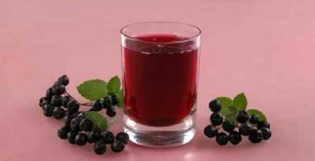 Чай из ягод черноплодной рябины при сахарном диабете