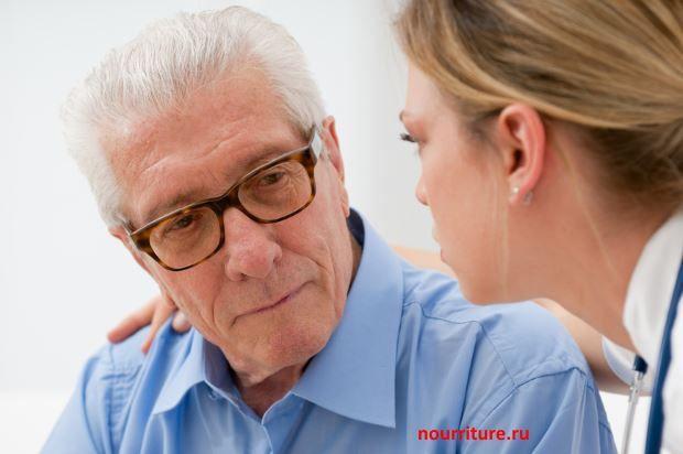 Хронический и острый панкреатит у пожилых