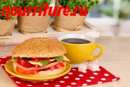 Особенности приготовления калорийных бутербродов