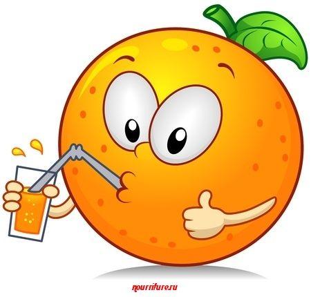 Гордыня (стишок про апельсин)