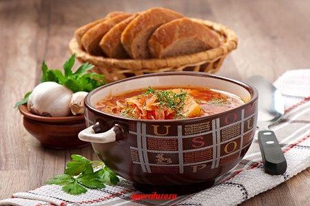 Кухня Восточной Украины: бессмертная история украинского борща Кухни народов мира