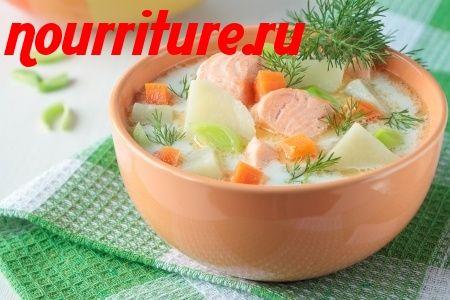 Особенности приготовления заправочных супов