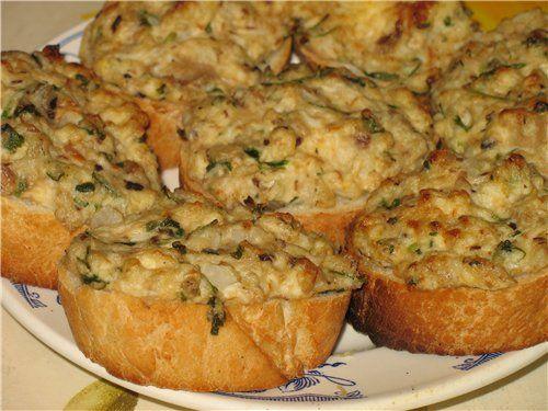 Паштет из рыбы в томате при повышенном холестерине (для бутербродов)