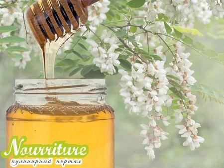 Акациевый мёд: свойства акациевого мёда