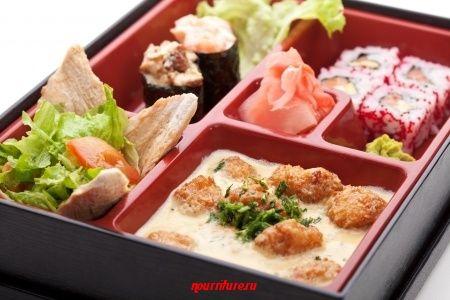 Особенности японской национальной кухни: бэнто Кухни народов мира