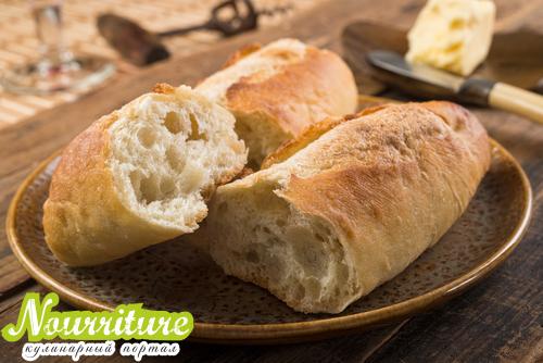 Белый хлеб по-словенски