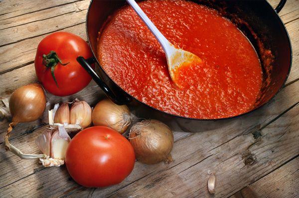 Соус томатный с луком
