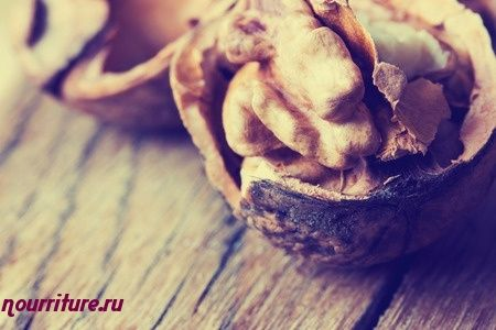Настойка ореховых перегородок при остеомиелите