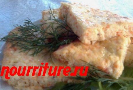 Рыбные хлебцы