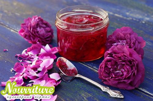Как правильно варить варенье из роз?
