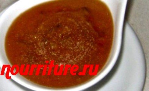 Соус томатный с грибами