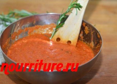 Соус томатный с эстрагоном