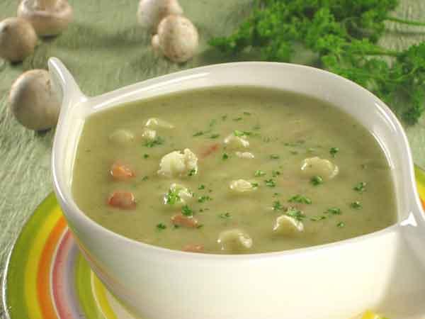 Суп из тертого картофеля – кулинарный рецепт