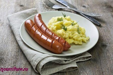 """Картофель сорта """"брянский деликатес"""""""