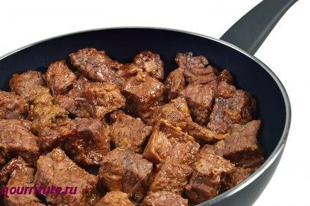 Жаркое из говядины