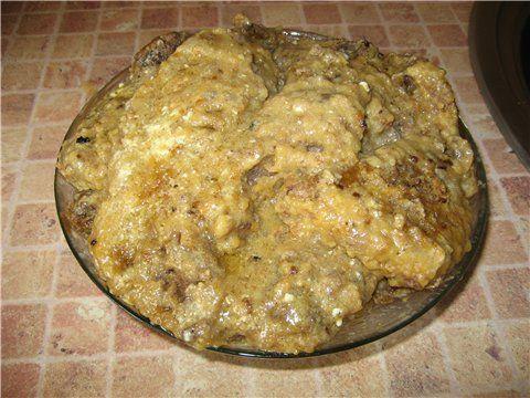 Особенности тепловой обработки телячьей или говяжьей печени