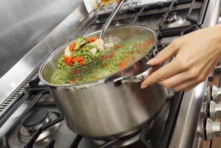 Особенности кулинарной обработки продуктов при лечебном питании