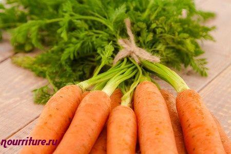 Настой морковной ботвы при мочекаменной болезни