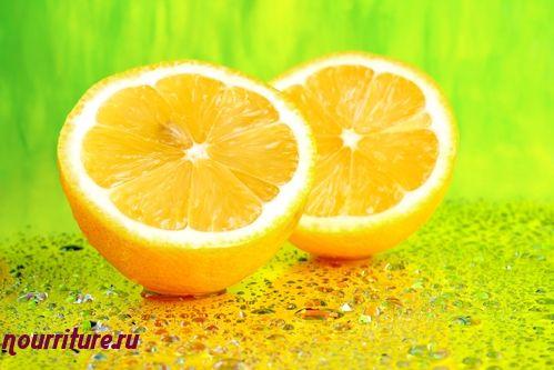Отбеливающий состав для зубов из лимона