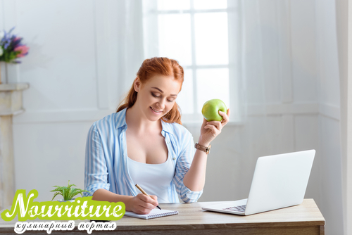 Яблочная диета для чистки печени и снижения веса