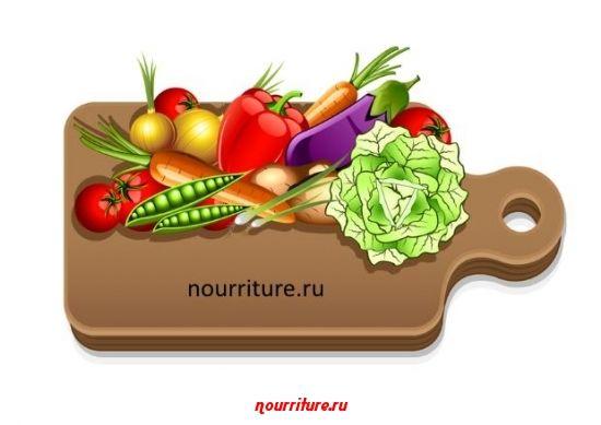 Песенка-стишок про овощи