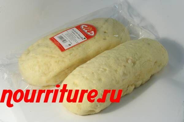 Нежный кнедлик из белого хлеба при атопической экземе