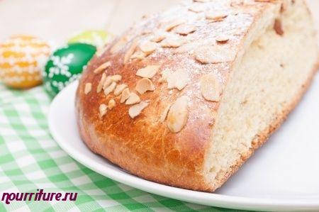 """Пасхальный хлеб """"Мазанец"""""""