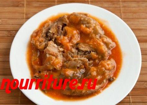 Салат из консервированной рыбы по-болгарски