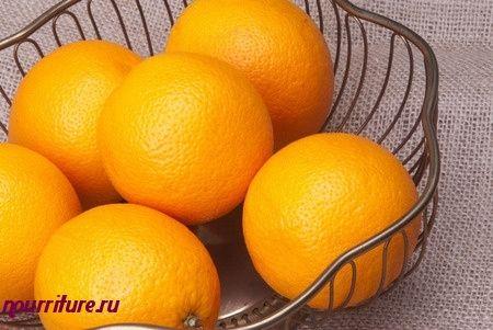 Крем сырный с апельсинами (для бутербродов)