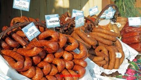 Польская кухня: краковская колбаса, бигос (бигус) и дичь Кухни народов мира