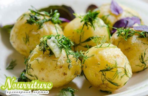 Стишок о чудесных свойствах картошки