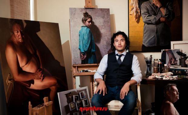Талантливый австралийский художник Robin Eley