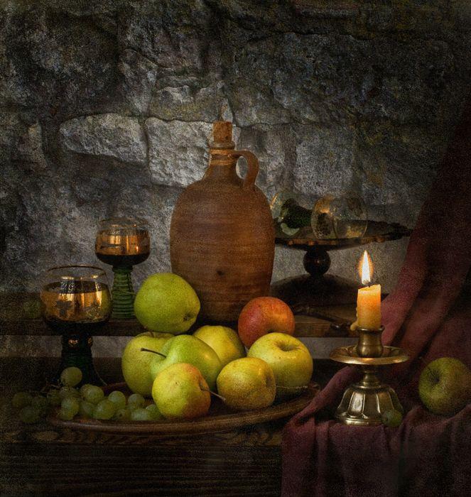 Правила приготовления вина из яблок