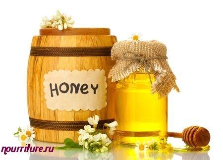 Сок ягод калины с мёдом при высокой температуре, кашле и онкологии
