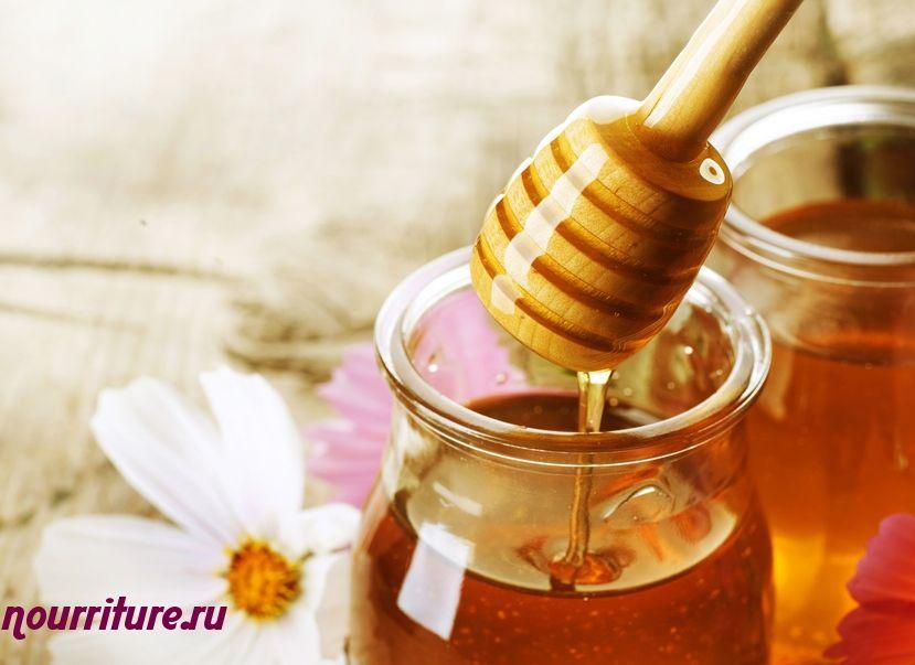 Печёный лук с мёдом (при кашле или одышке)