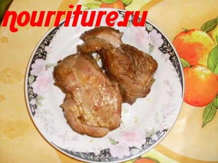 Особенности приготовления полуфабрикатов из баранины, свинины и телятины: жареная баранина, свинина или телятина, котлеты натуральные из баранины, свинины или телятины