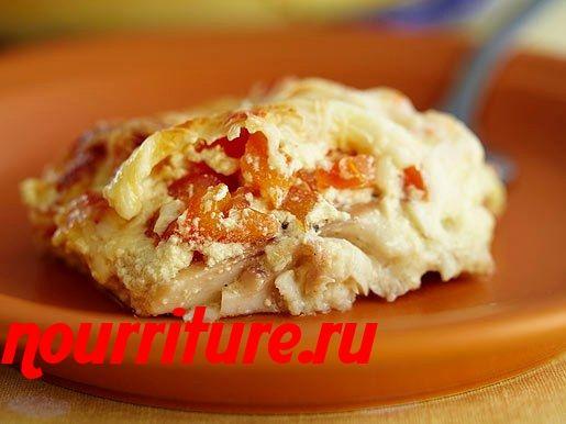 Филе минтая в омлете в духовке рецепты