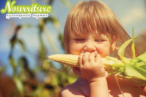 Стишок про кукурузу