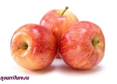 Постный салат из тыквы с яблоками