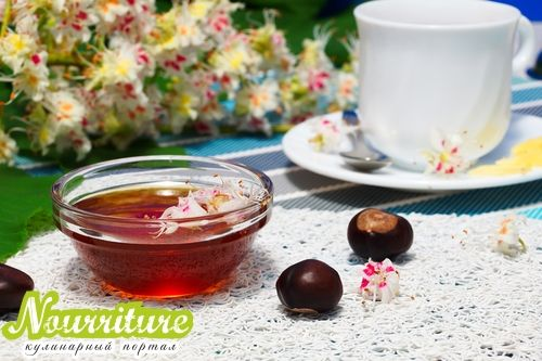 Каштановый мёд: полезные свойства каштанового мёда