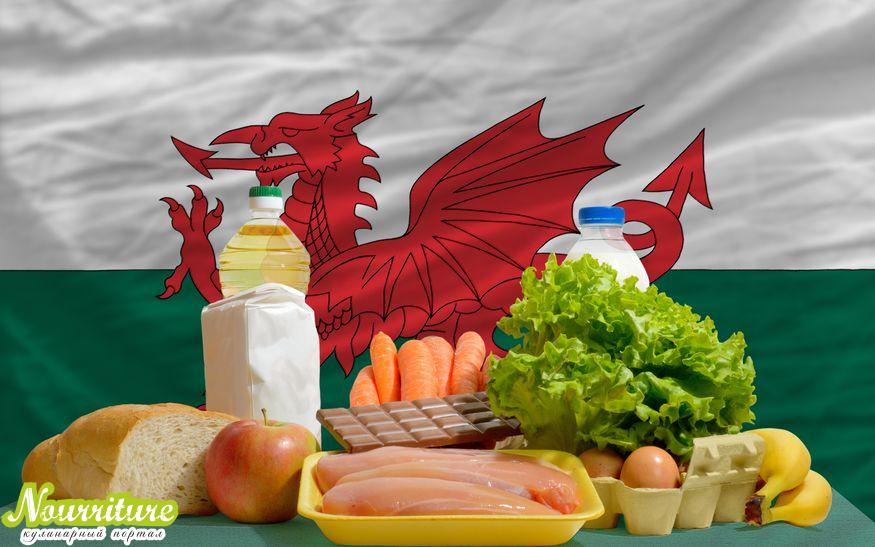 Английская кухня: история кухни Уэльса, валлийское пиво Кухни народов мира