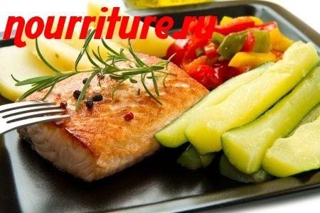 Особенности приготовления жареной рыбы гриль