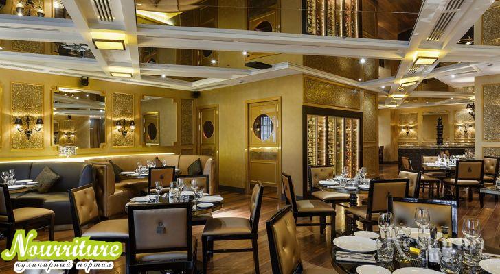 Ресторан Barlotti - итальянская кухня, элитарный интерьер