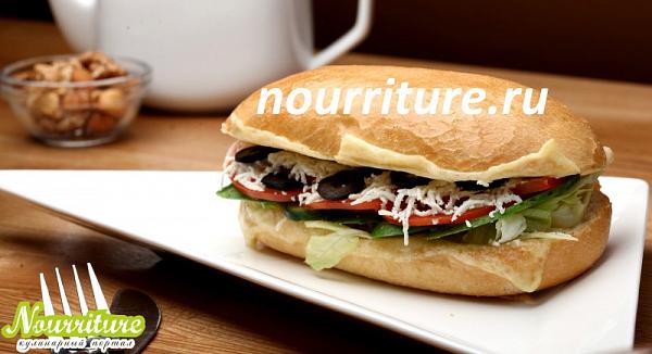 Бутерброды калорийные
